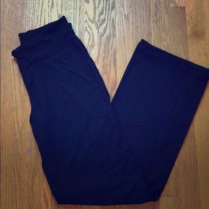 Lululemon Wide Leg Workout Pants